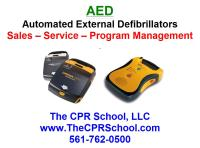 Florida AED Sales | AED Batteries | AED Pads